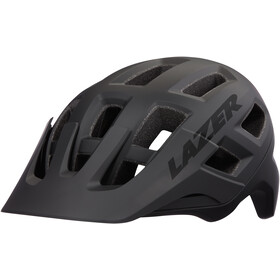 Lazer Coyote Casco, matte full black